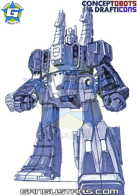 Transformers Decepticon TerrorCons Abominus prototypes robots トランスフォーマー タカラ hasbro