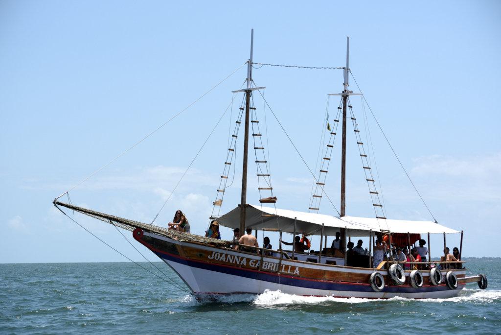Sul mare in viaggio