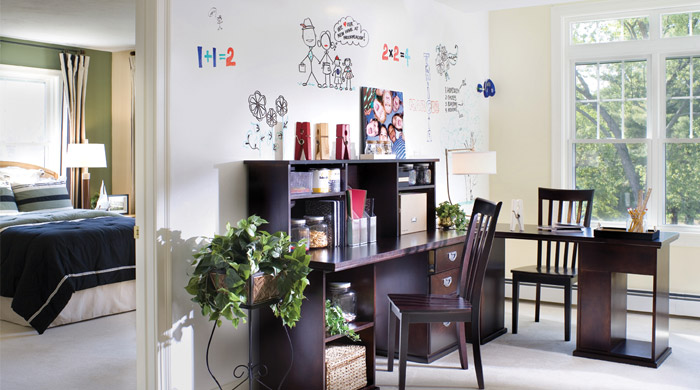 Chalkboard paint how to erase