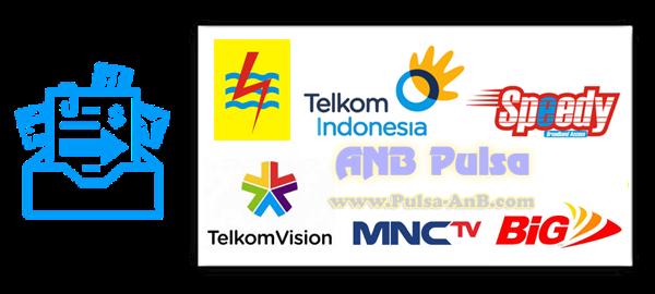 Loket Pembayaran Tagihan Online dari AnB Pulsa