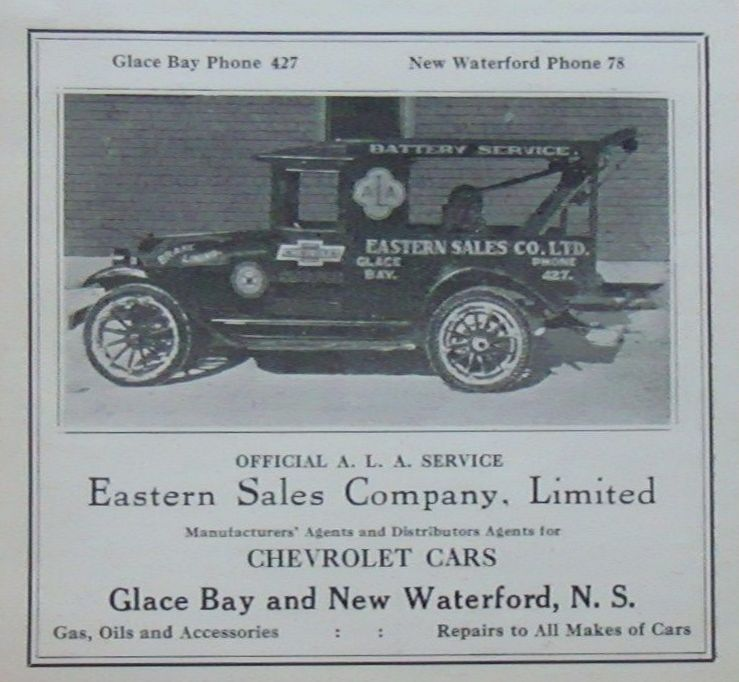 The World Famous, Glace Bay, Cape Breton, Nova Scotia, Chip Wagon ...