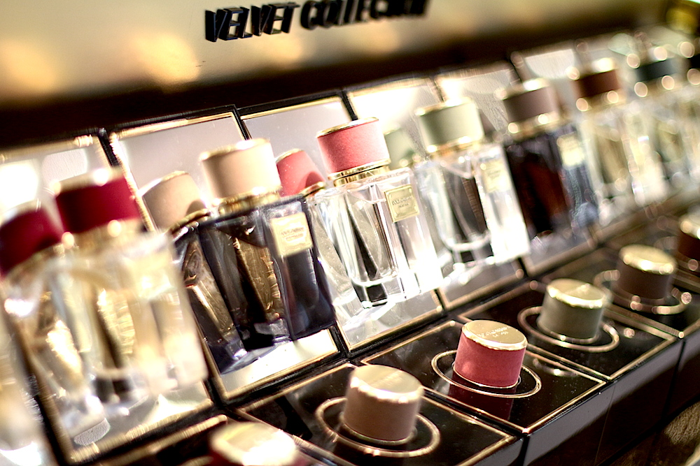 dolce gabbana velvet collection parfum avis test