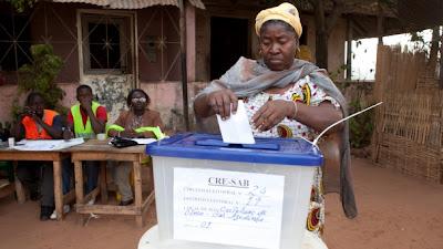 Guiné-Bissau: Segunda volta das presidenciais marcada para 22 de abril