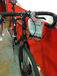 Trek Bike CrossRip Sale