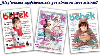 Anne - Bebek Dergisi'ne Buyrun : )