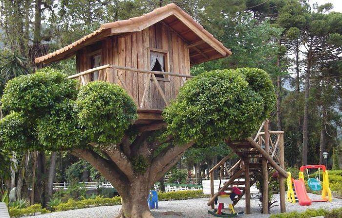 Сказочные домики своими руками фото фото 236