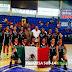 Representativo mexicano en Pasarela Femenil gana 46-30 en su debut en la Copa del Caribe