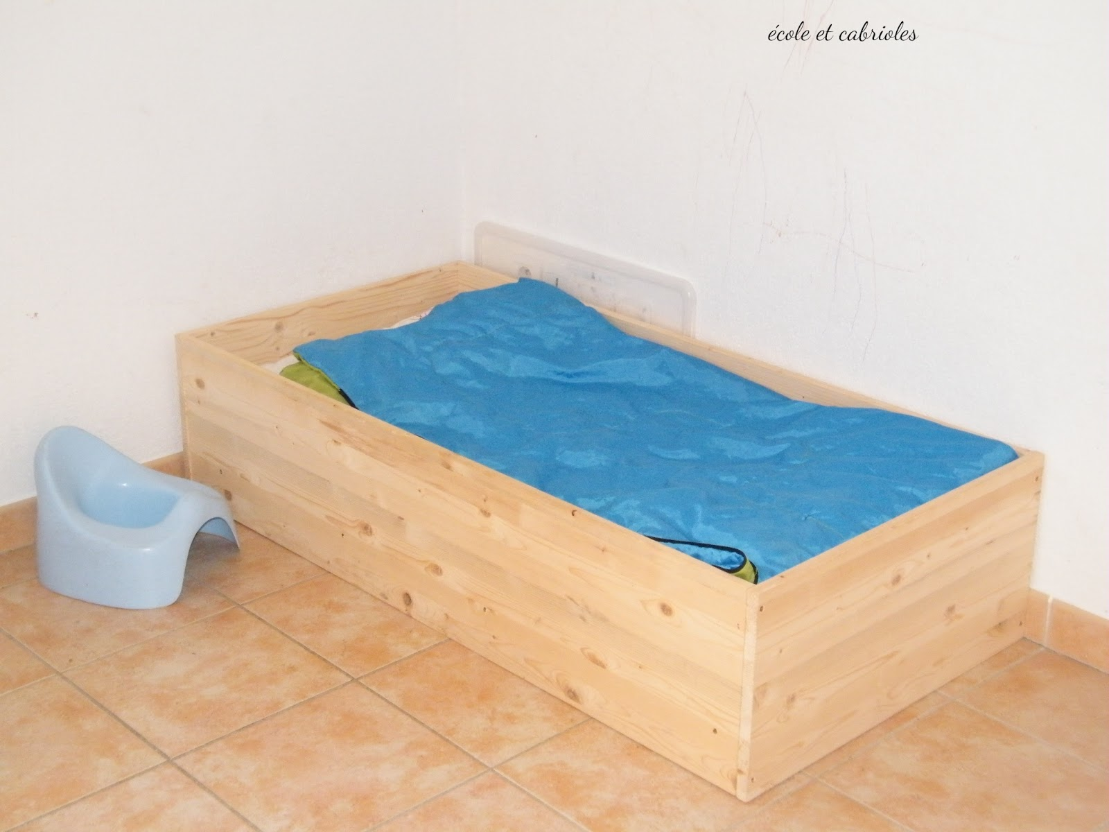 Ecole et cabrioles, une école montessori à la maison : aménager sa ...