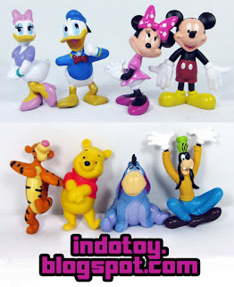 Jual Figure Disney isi 8