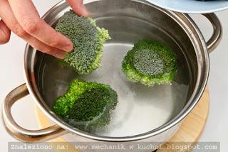 Jak gotować brokuły? Mechanik w kuchni