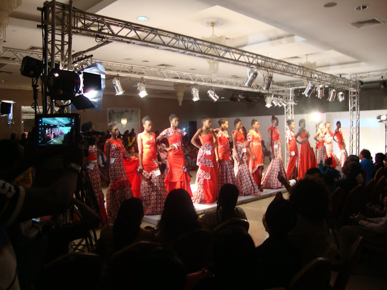 FASHION SHOW IN LAGOS