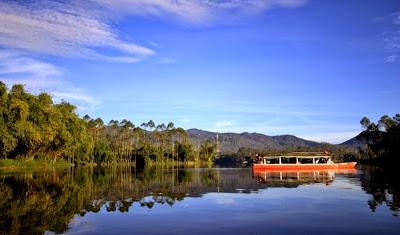 Situ Cileunca Wisata Alam Bandung Selatan