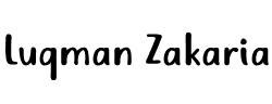 Luqman Zakaria