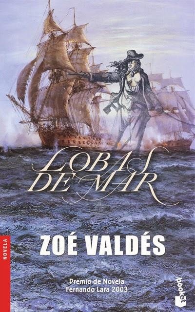 Lobas de mar Zoé Valdés