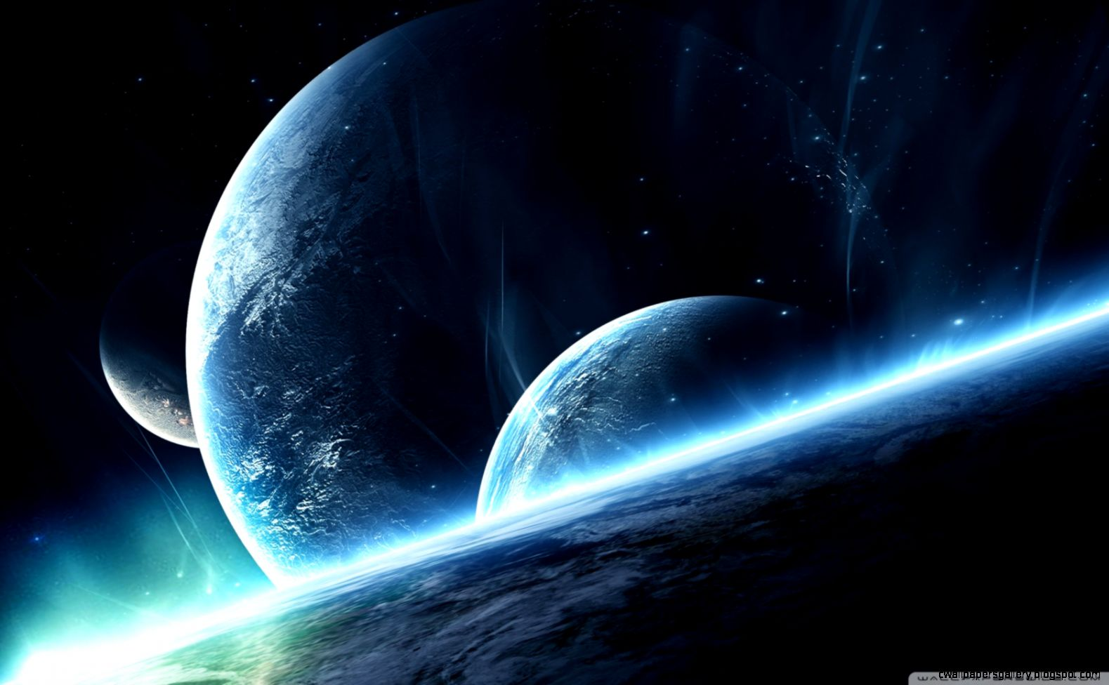 planets wallpaper HD