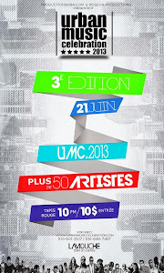 URBAN MUSIC CELEBRATION 2013 | JUNE 21ST