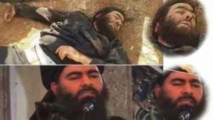 العثور على جثة أبو بكر البغدادى أمير داعش