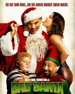 Poster Of Bad Santa (2003) Full Movie Hindi Dubbed Free Download Watch Online At worldfree4u.com