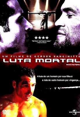 Filme Luta Mortal DVDRip RMVB Dublado