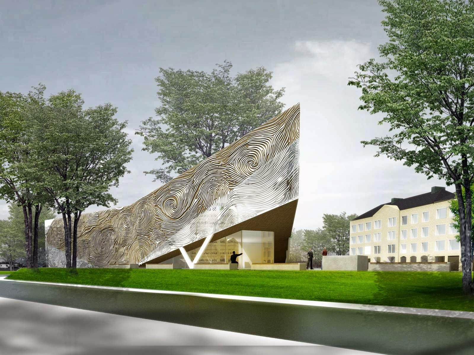 02-New-Sinagoga-in-Koblenz-por-Herrmanns-Architekten
