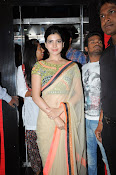 Samantha Latest Glam pics in saree-thumbnail-13