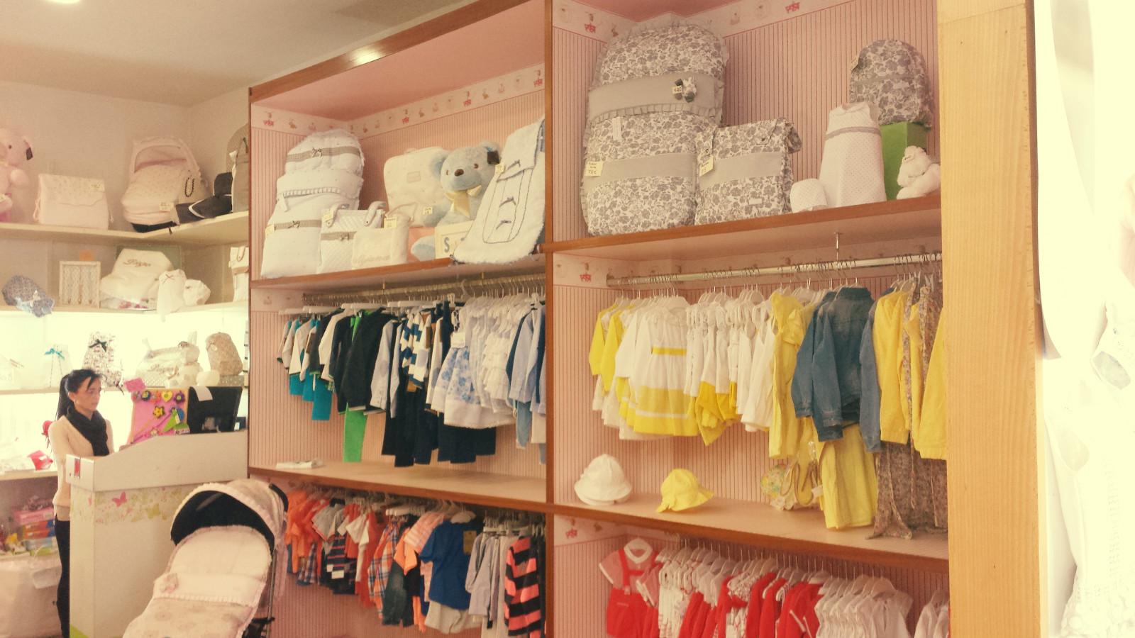 tiendas moda infantil valladolid