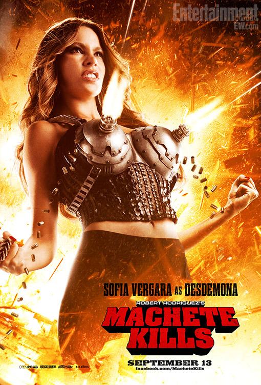 Machete Kills Sofia Vergara Full HD Wallpaper Free HD  - machete kills sofia vergara wallpapers
