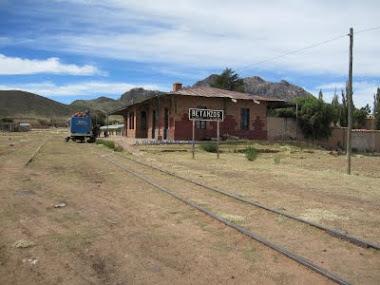 Ferrocarril Potosí Sucre