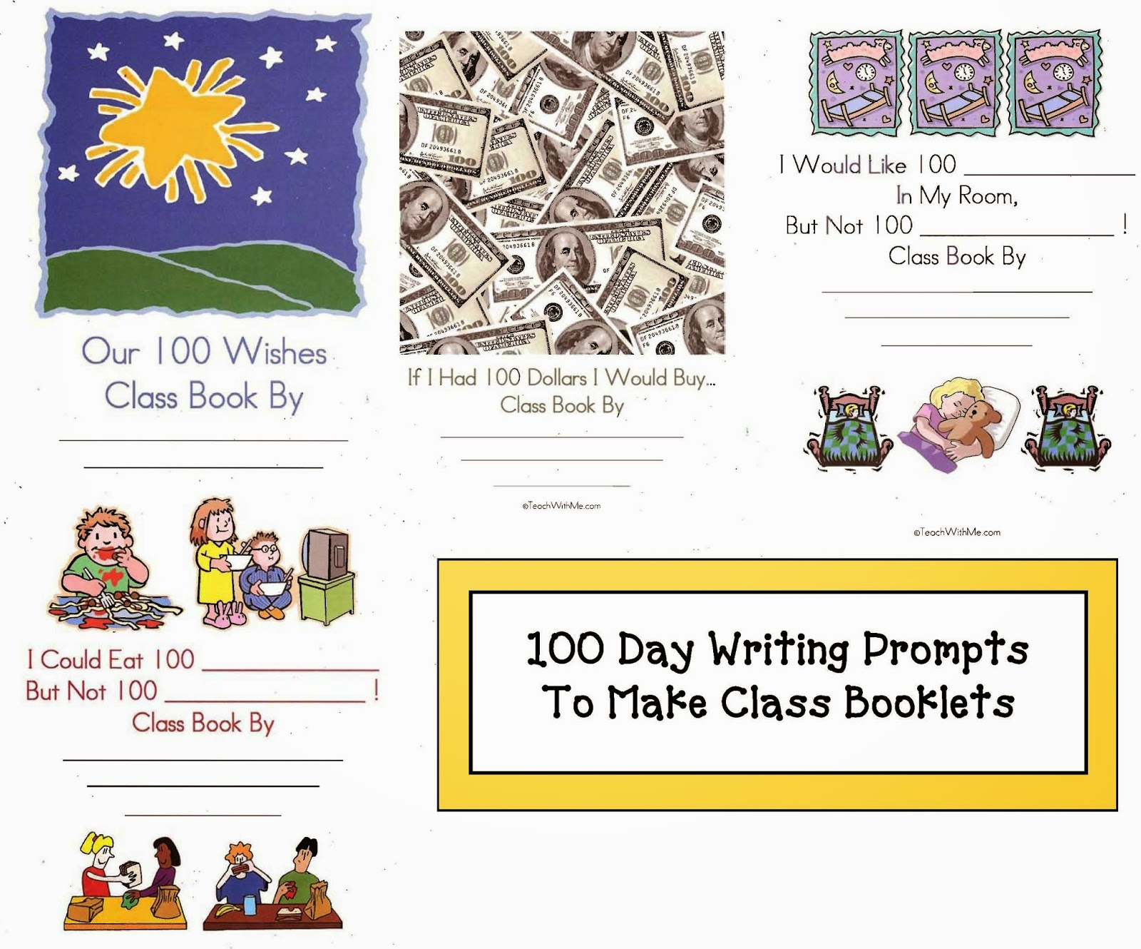 classroom writing prompts
