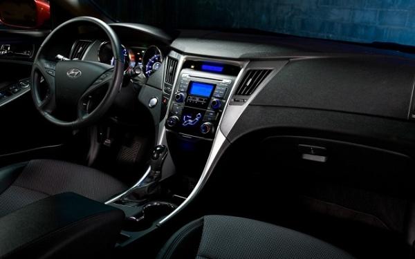 xe hyundai sonata 2014 4 Hyundai Sonata 2014   Bản hòa âm của thiết kế và công nghệ