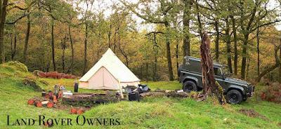 Land Rover Lover Peru Acampar O Techar