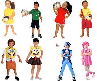 Fantasias Infantil de Carnaval 2014 1 Fantasias Infantil de Carnaval 2014