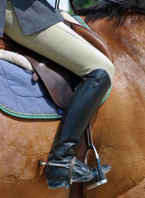 Ladies Dress Boots Zipper5