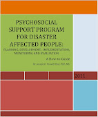 Psychosocial support program for disaster affected people