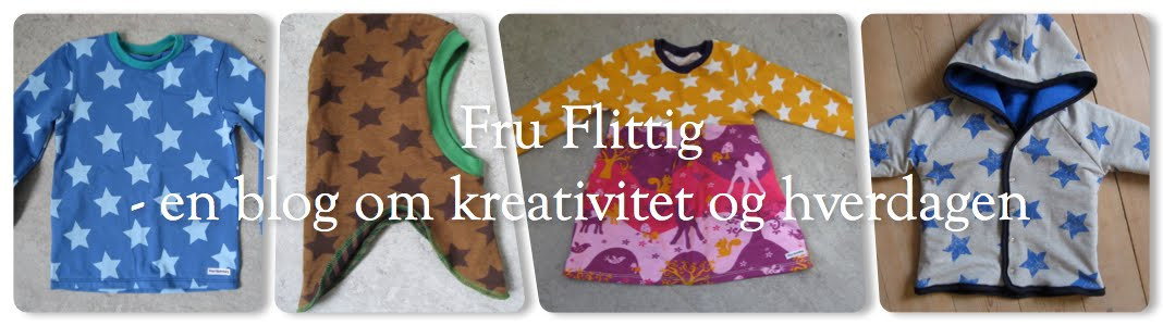 Fru Flittig