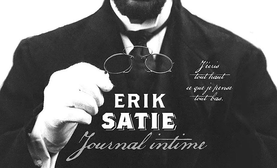 Erik Satie : journal intime