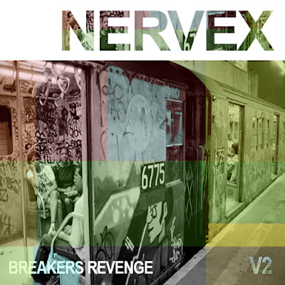 DJ Nervex - Breakers Revenge Vol 2 (2015)