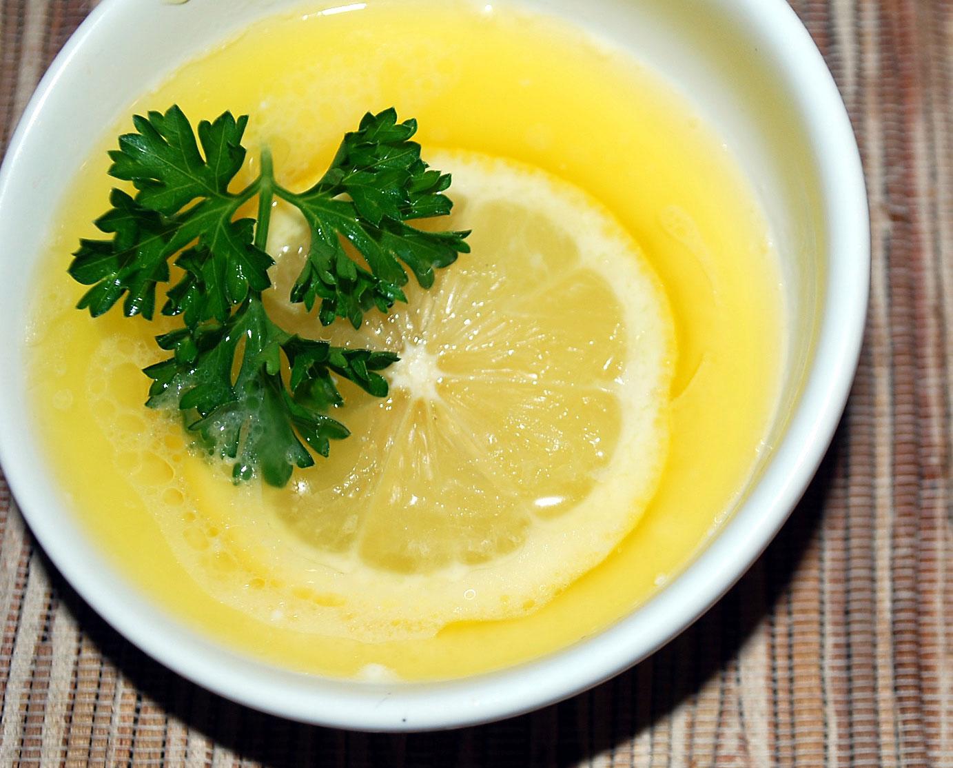 Lucy's Ladle: Lemon Butter Artichoke Dip