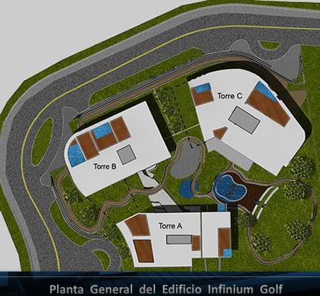 PLANOS DE EDIFICIO MINIMALISTA INFINIUM via www.planosdecasas.blogspot.com