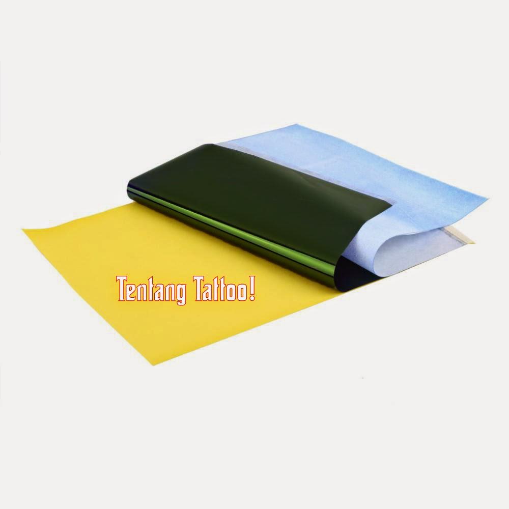 Resiko Transfer Karbon Stencil Paper Menggunakan Deodoran Tentang Kertas