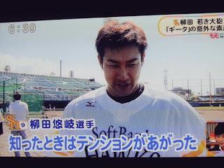 柳田悠岐 ソフトバンクホークス ももいろクローバー