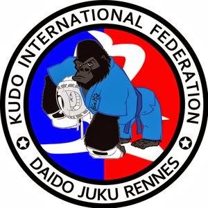 Logo KUDO RENNES: