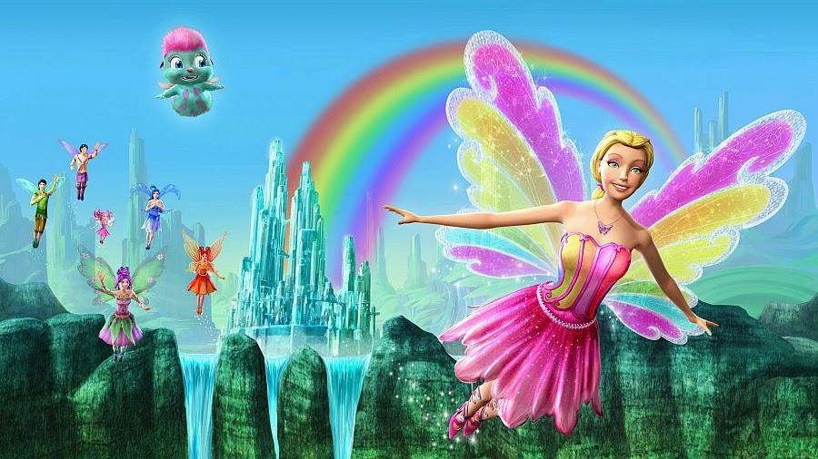 Regarder barbie fairytopia 2005 films de barbie en francais princesses - Barbie et la porte secrete streaming ...