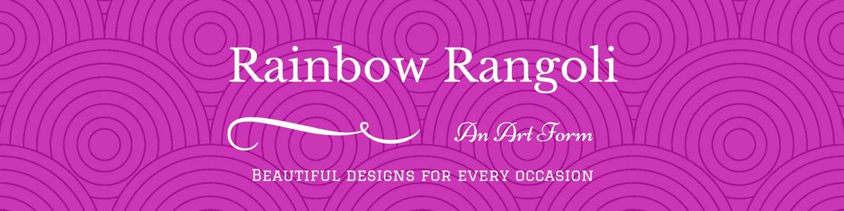 Rainbow Rangoli
