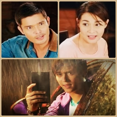 She's The One - Bea Alonzo, Dingdong Dantes and Enrique Gil Movie