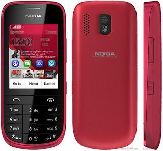 Firmware Nokia Asha 203 RM-832 v.20.52