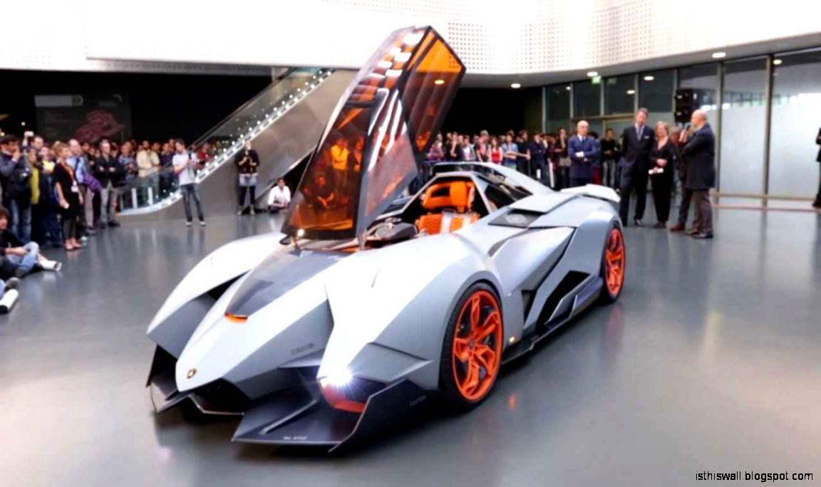 Walter de Silva   Presentazione Lamborghini Egoista MAUTO   YouTube