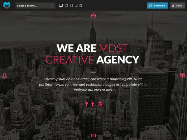 MD Foto drupal theme