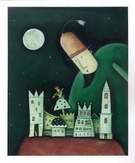 illustration from children's book