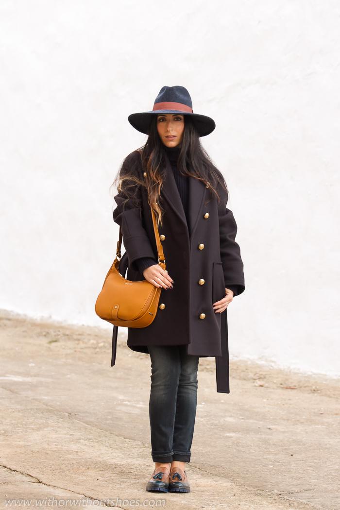 Blogger valenciana con looks comodos con mucho estilo con zapatos planos